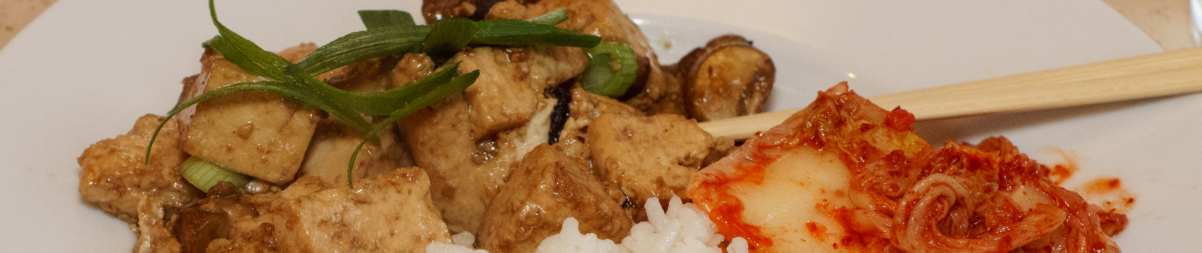 Bean Curd (Tofu) with Oyster Sauce banner photo
