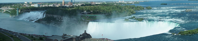 Niagara Falls Banner Photo