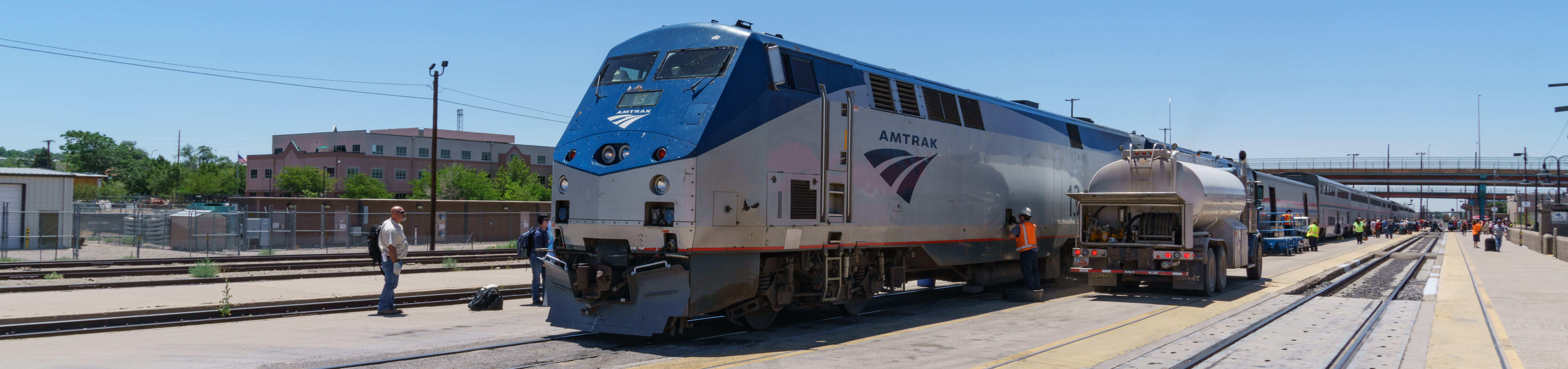 Southwest Chief Banner Photo